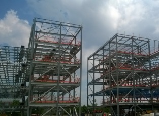 Erecting Steel 2